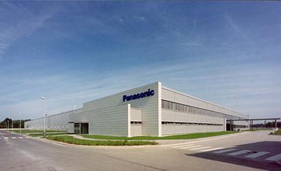 Panasonic Industrial Systems Europe - Firmengebäude