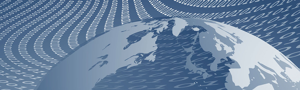 data a zeměkoule ve významu expanze McCarter do zahraničí