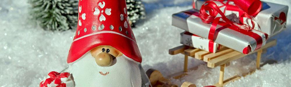 Weihnachtswichtel-Weihnachten-und-EDI. Datendrehscheibe eXite im Weihnachtseinsatz.